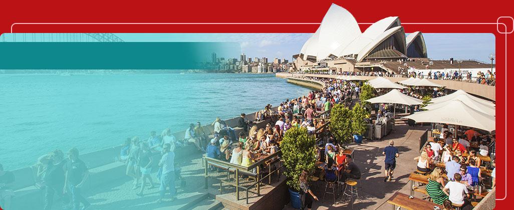 【尚·深度】澳洲双城(悉尼、墨尔本)7天*纯玩<大洋路巡游,摘果尝鲜,悉尼1日自由活动>